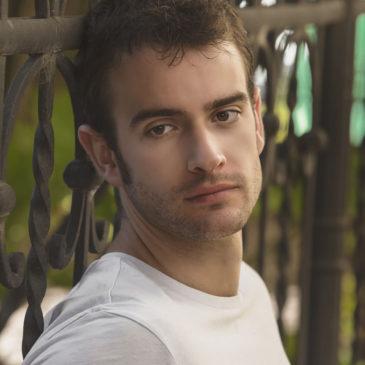 Mario Martín, primer finalista de Míster Internacional España