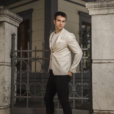 Mario Martín. Primer Finalista Míster Internacional España 2019