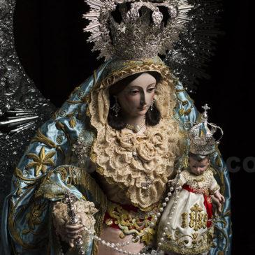 El Rosario de El Palo en imágenes de estudio