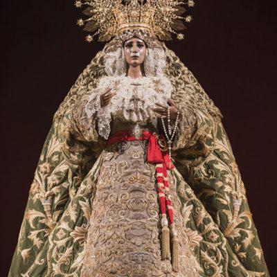 Triduo Esperanza . Diciembre de 2019