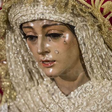 Cofradías: Besamano de María Santísima de La O