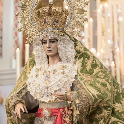 Besamano Esperanza. Málaga 2019