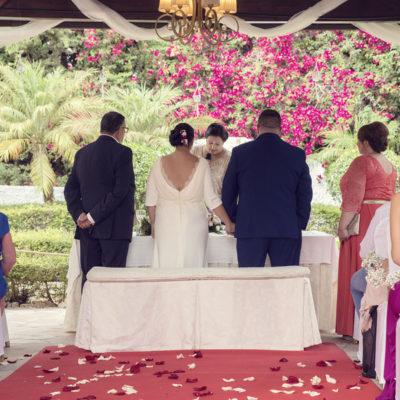 Reportaje de bodas. Málaga 2019