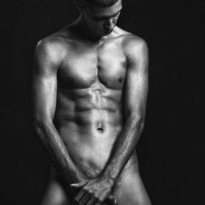 Desnudo artístico. 2019