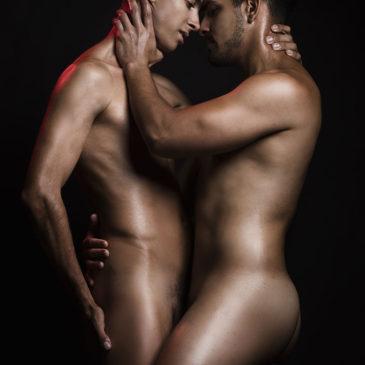 Desnudos artísticos con Tito