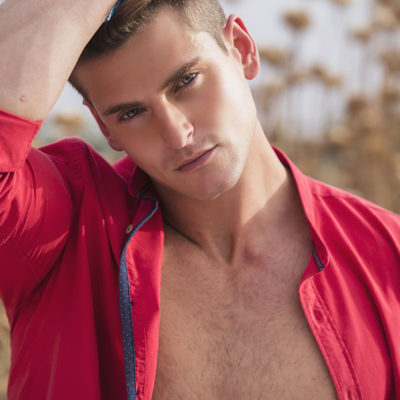Vicent Llorach. MR Manhunt International