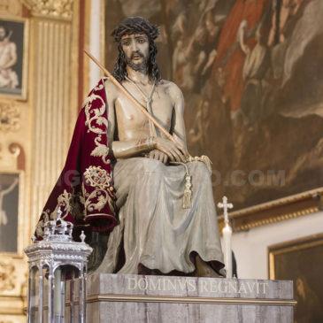 COFRADÍAS: El Coronado de Espinas para el Vía-Crucis Oficial de la Semana Santa de Málaga