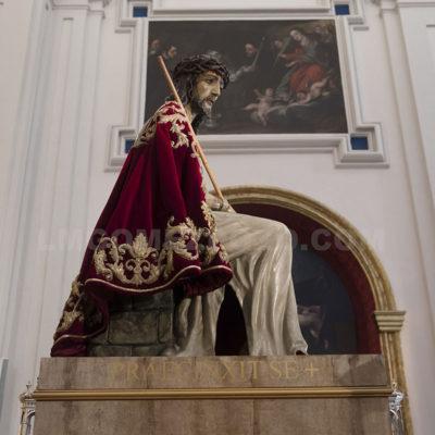 Cofradía Estudiantes Málaga.