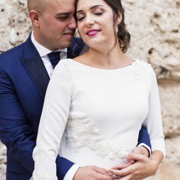 La boda en Ojén de Isa y Ale