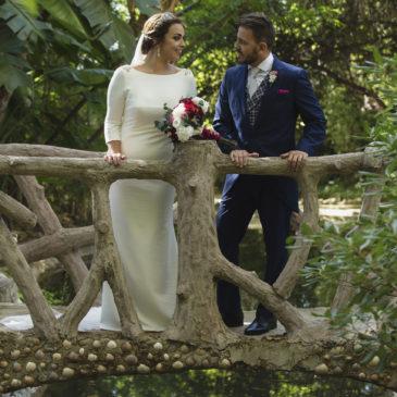 Carmen y Juan , una boda en la Hacienda Nadales