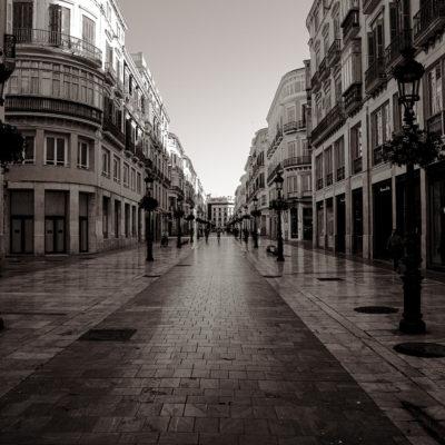 Málaga. Fase 0 COVID-19