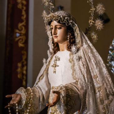 COFRADÍAS: Veneración de María Santísima del Rocío 01-06-2020