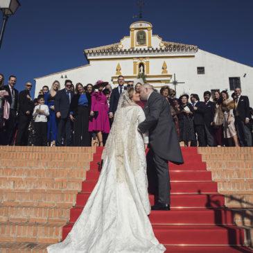 Mavi y Antonio , una boda soñada