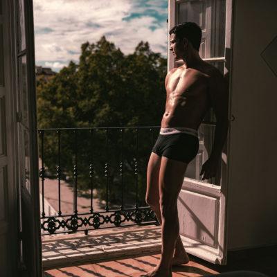 Moda masculina - Málaga 2020.