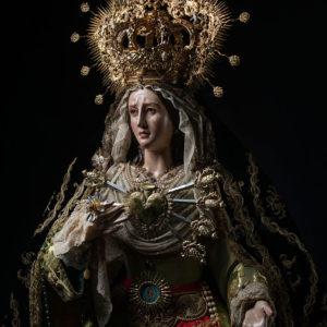 DOLORES Y ESPERANZA Semana Santa - Málaga 2021 -