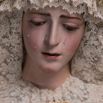 Semana Santa Málaga. Dolores Coronada 2021