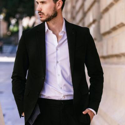 Moda masculina. Málaga 2021