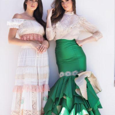 Catálogo de moda. Estepona 2021.